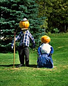 PUMPKIN PEOPLE  VERMONT  USA