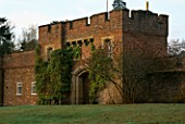 ARLEY ARBORETUM  WORCESTERSHIRE: THE GATEHOUSE