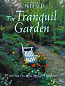 FRONT COVER OF THE TRANQUIL GARDEN