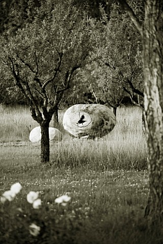BLACK_AND_WHITE_TONED_IMAGE__PROVENCE__FRANCE_DESIGNER_MARCO_NUCERA__MICHEL