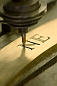 DAVID HARBER SUNDIALS: THE ENGRAVING PROCESS USING THE LATEST TECHNOLOGY