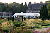 TRENTHAM GARDENS  STAFFORDSHIRE: MARQUEE BY PM EVENTS LIMITED