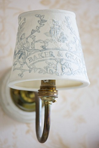 SARAH_BAKERS_HOUSE__THE_OLD_VICARAGE_BATHROOM_EMBOSSED_CERAMIC__CUSTOM_MADE__BAKER_AND_GRAY_LAMPSHAD
