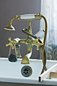 TWIG HUTCHINSON HOUSE  LONDON: BEAUTIFUL BATH TAPS