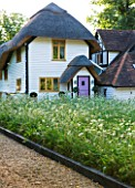 THE BOAT HOUSE: DESIGNER ARLETTE GARCIA - WILDFLOWER MEADOW BY THE HOUSE