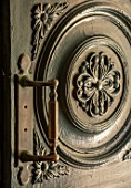 CORFU, GREECE: LISTON SUITES - COLLAS - DOOR DETAIL